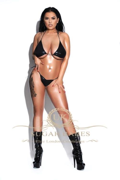 jasmine black escort